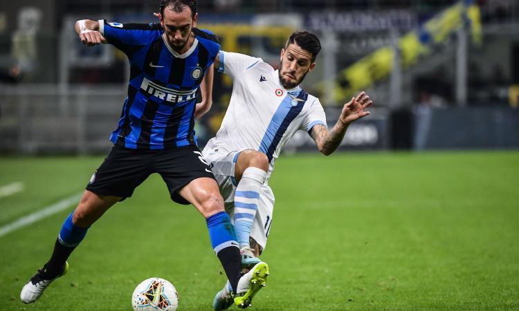 Inter, Godin e Vecino titolari in nazionale
