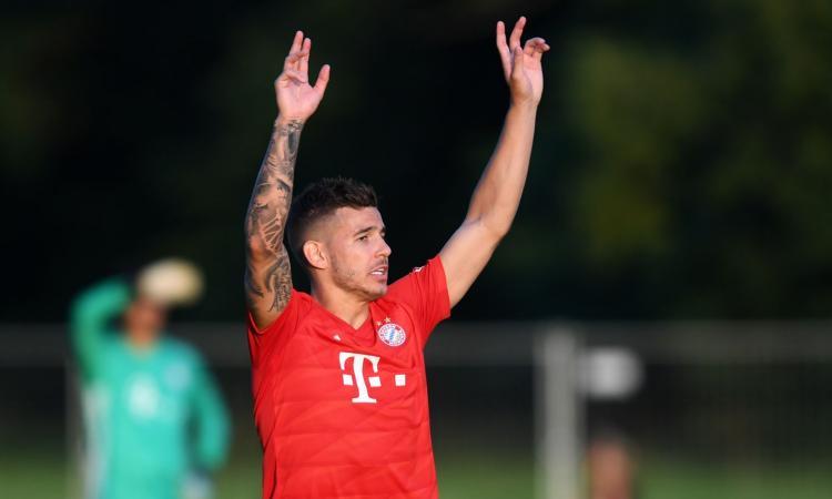 Bayern Monaco, Hernandez: 'Ecco perché ho lasciato l'Atletico Madrid'