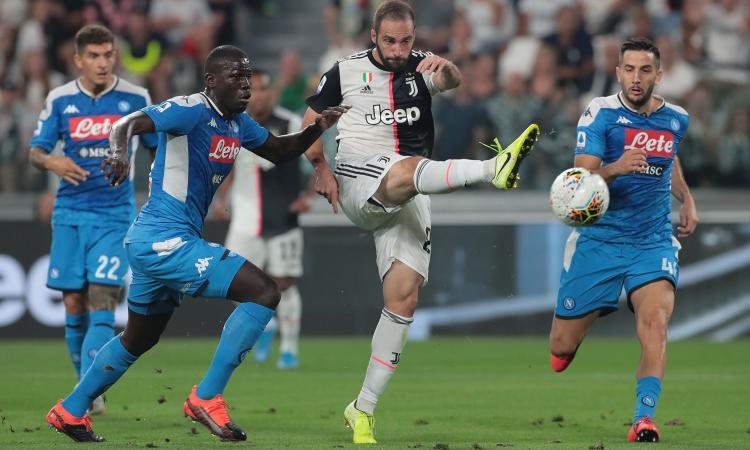 Higuain: 'Idee chiare, volevo restare alla Juve'. Sul Napoli, Ronaldo e sulla scelta del numero 21...