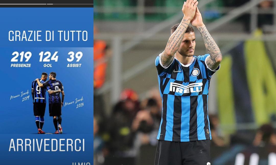 Messi rispedisce Icardi all'Inter già a gennaio!