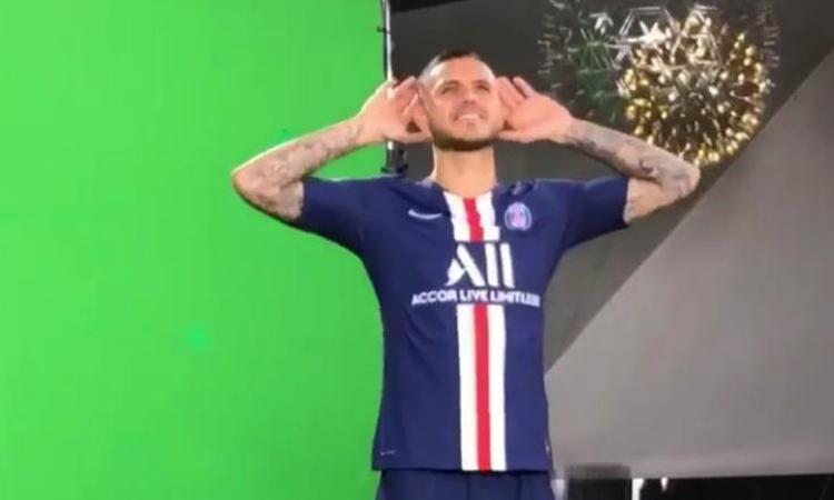 Psg-Strasburgo, Icardi in agguato: il debutto con gol a 1,75