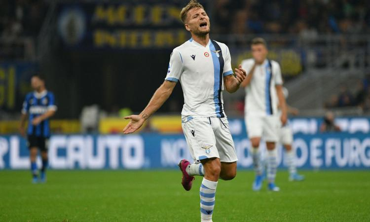 ​Capocannoniere Serie A, Immobile favorito: in quota è aggancio a Ronaldo