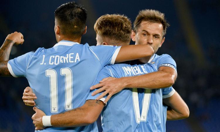 Lazio, le pagelle di CM: Luis Alberto è la luce, Luiz Felipe annulla Gervinho