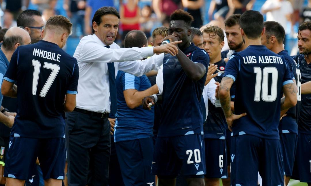 Lazio double-face, i numeri non mentono