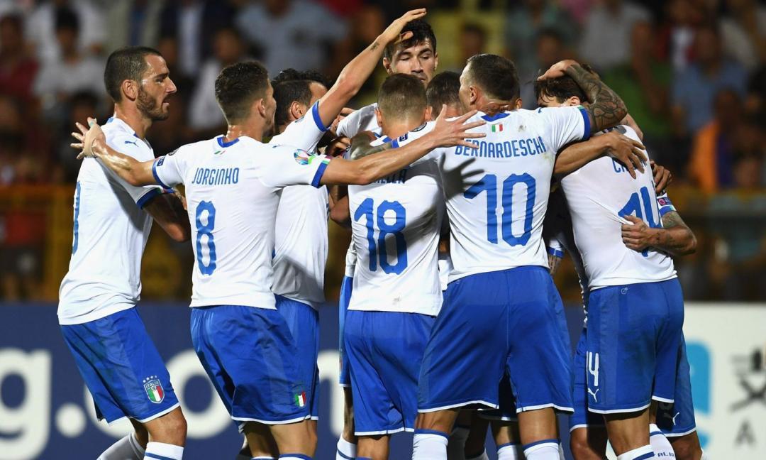 Italia, vittoria con tanti dubbi