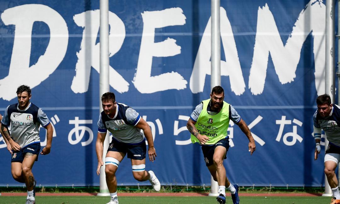 Rugby: quante possibilità ha l'Italia di passare il girone?