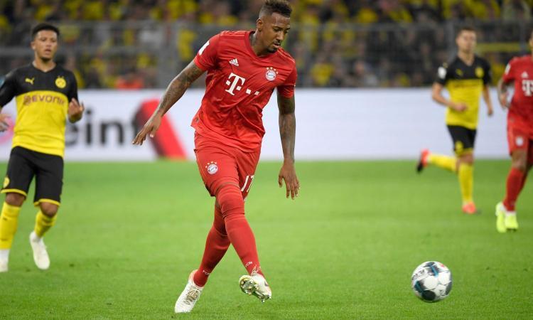 Bayern Monaco, futuro di Boateng in dubbio