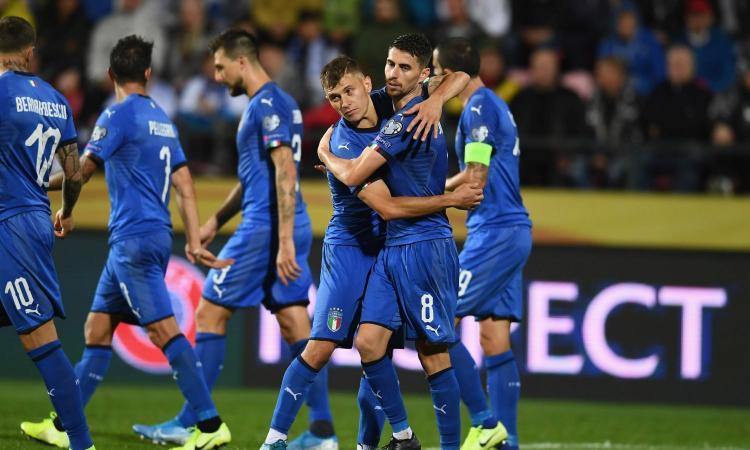 Schedina CM: dubbio Italia, pareggia il Belgio di Lukaku. Nazionali, quanti gol!