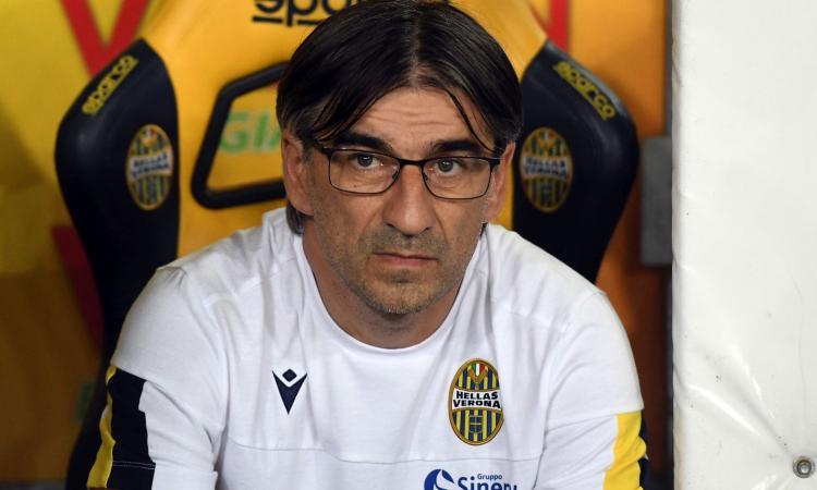 Verona, Juric: 'Non è ancora la Juve di Sarri, possiamo fare risultato. Ecco chi gioca in attacco'