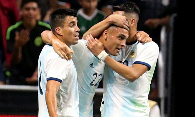Inter, Lautaro meglio di Messi con l'Argentina: il dato