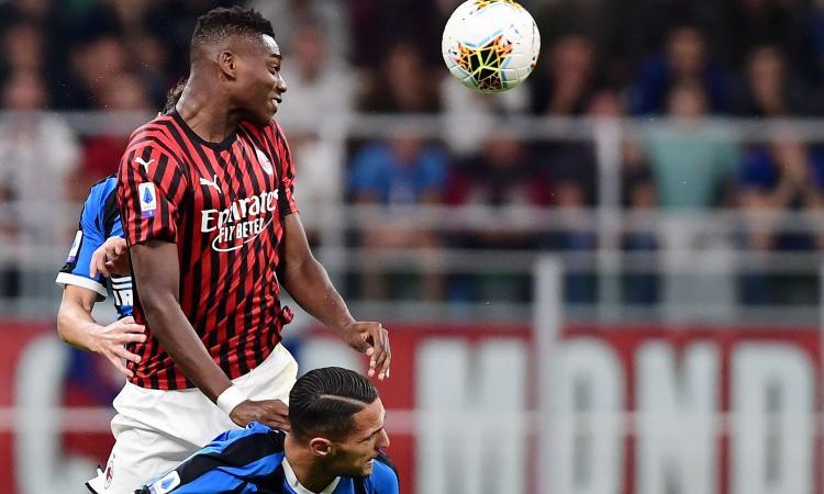Milan, Leao: 'Felice di aver debuttato'
