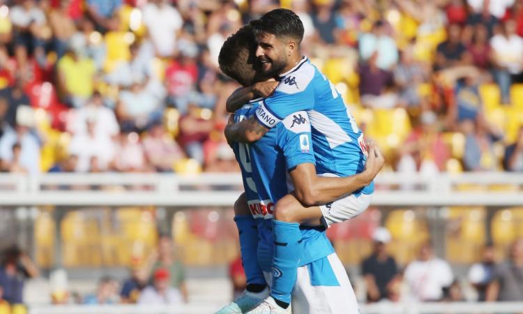 Ancelotti, segnale a Juve e Inter: con Llorente & co. il Napoli è da scudetto!