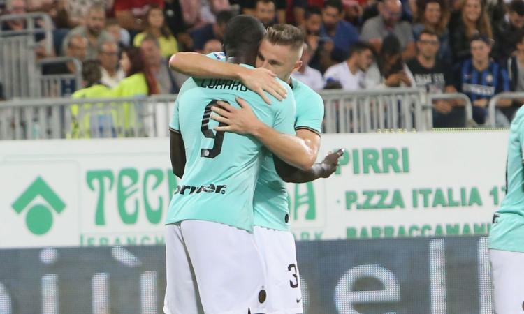 Cagliari-Inter, supplemento di indagine per gli ululati