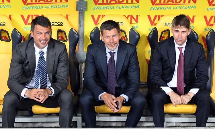 Il Milan nega cessioni importanti a gennaio