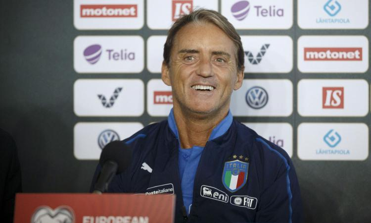 Italia: Mancini dice addio ai blocchi Juve e Milan