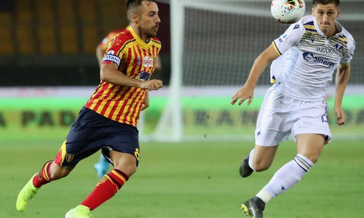 Lecce-Verona, poche emozioni e un problema in comune: dove sono gli attaccanti?