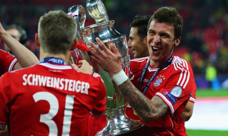 Juve: Mandzukic fatto fuori dalla Champions, ma è uno dei pochi che sa vincerla