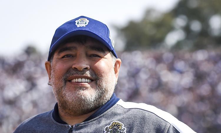 Napoli, gli auguri di Gattuso a Maradona: 'Qui sei un Dio' VIDEO