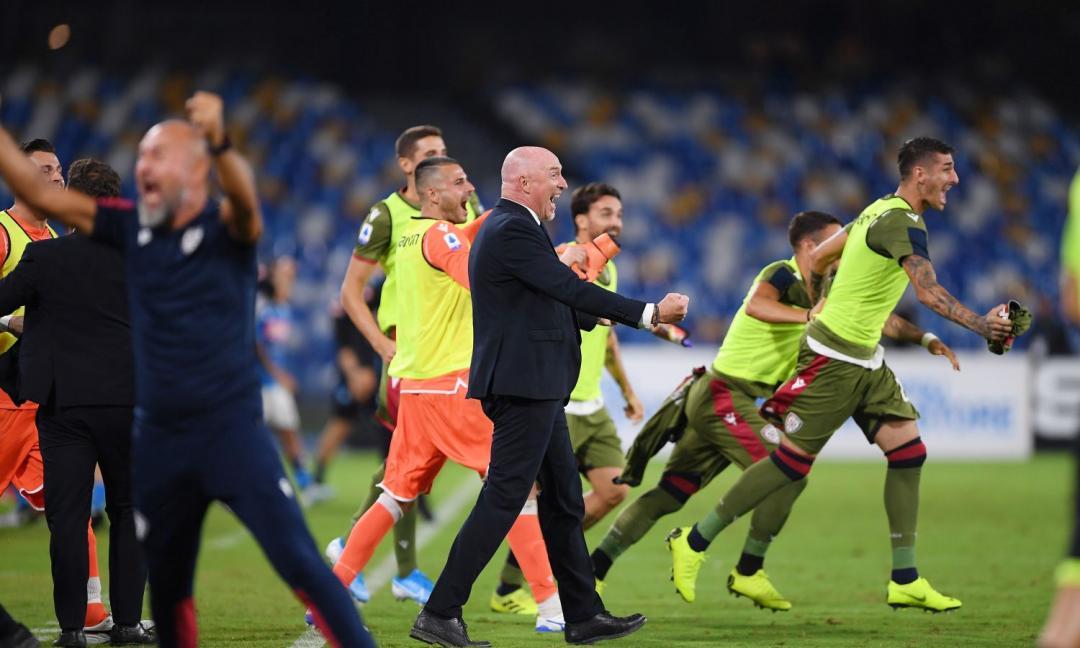 La dura legge del gol punisce il Napoli, ma Carletto è tranquillo...