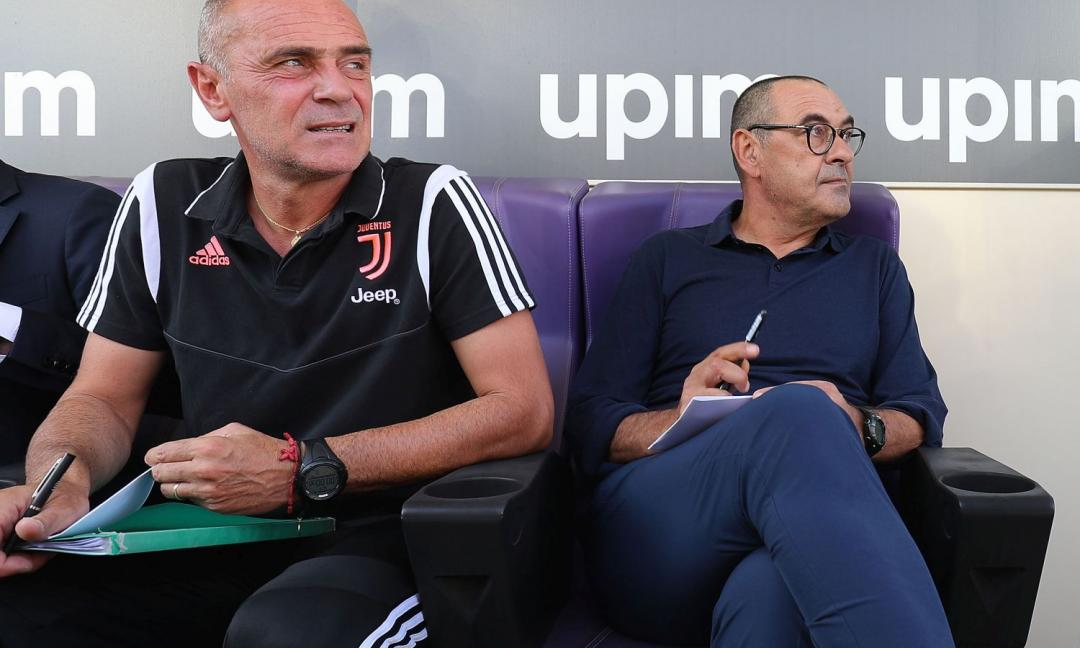 A Firenze una Juve in convalescenza, come Sarri...