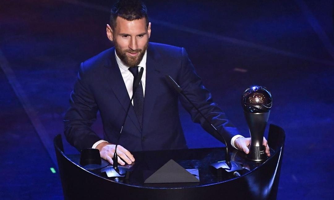"Messi ""The Best"": è successo un 48!"