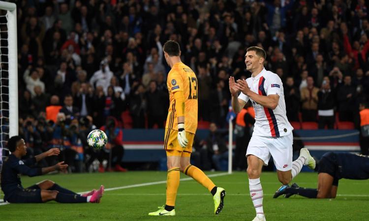 Dall'Inghilterra: Juve, sfida all'Arsenal per Meunier