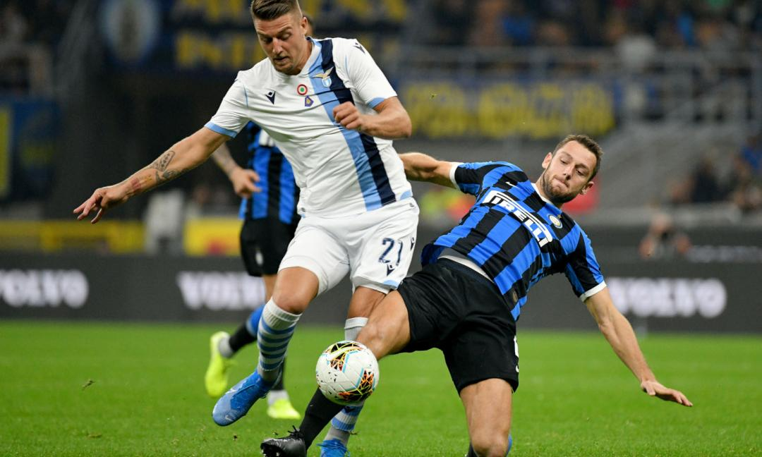 Inter-Lazio il big (bel) match