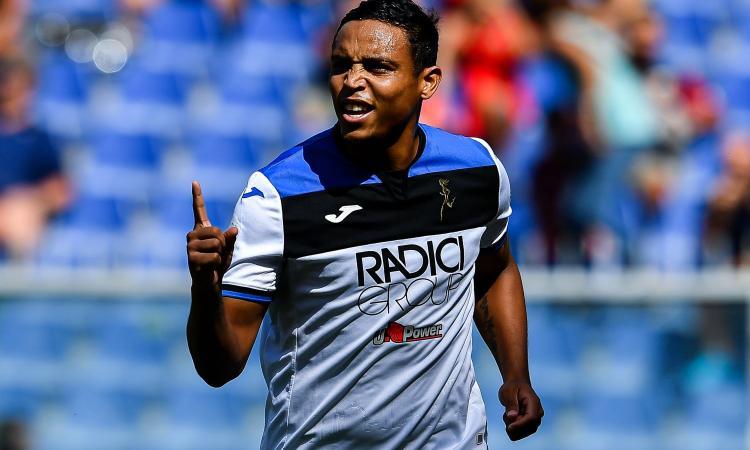 Atalanta, un attaccante recupera in vista della Fiorentina