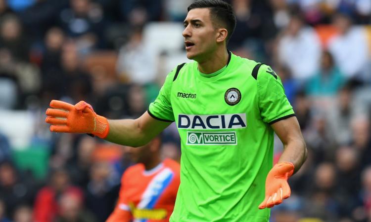L'Inter pensa al dopo Handanovic: salgono le quotazioni di Musso