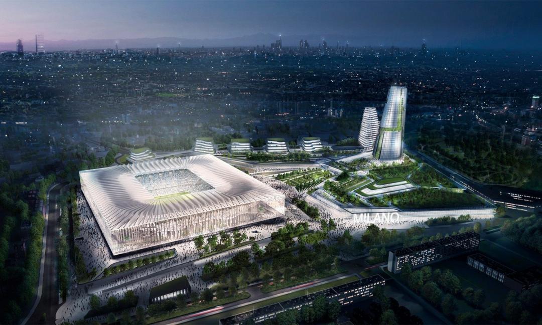 Inter-Milan, il nuovo stadio si farà: sarà San Sesto?