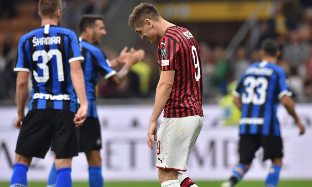 Milan, un fallimento continuo