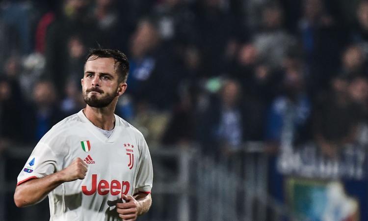 Pjanic non ha dubbi: 'Inter? Siamo noi i migliori in Italia. Obiettivo triplete'