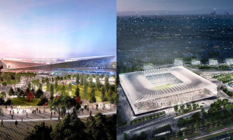 Inter e Milan: 'La nostra unica alternativa è un nuovo San Siro a San Siro'