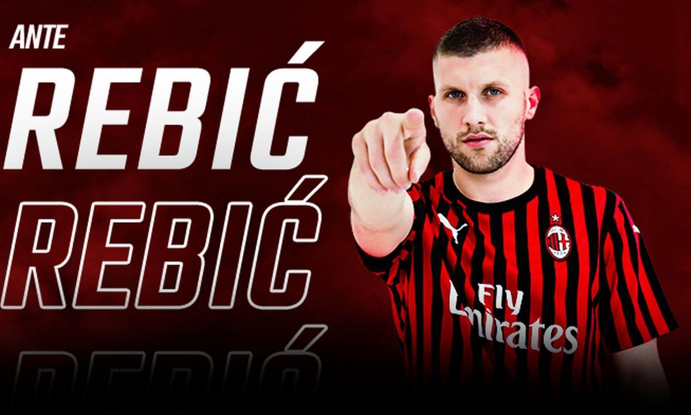 Milan, Rebic: 'Vivo un sogno, sono pronto per Verona. Sull ...