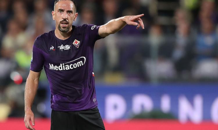Ribery potrebbe essere uno degli uomini decisivi contro Il Verona
