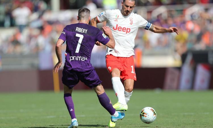 Fiorentina, le pagelle di CM: Ribery e Castrovilli fanno sparire la Juve, che muro la difesa