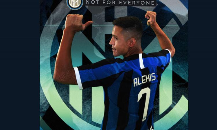 Inter: Alexis Sanchez torna dopo 2987 giorni VIDEO
