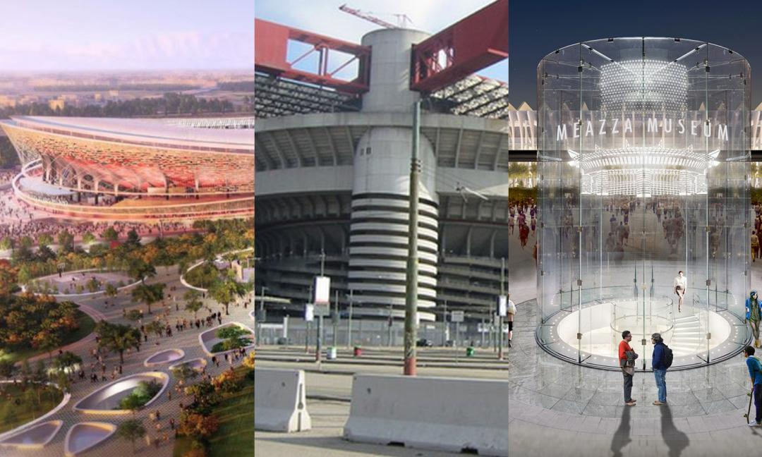 'La Cattedrale', 'Gli Anelli' o il vecchio San Siro, quale stadio per Inter e Milan?