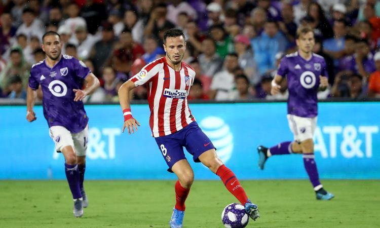 Saul: 'Juve fortissima e Ronaldo di un'altra galassia, ma l'Atletico non è più solo grinta...'