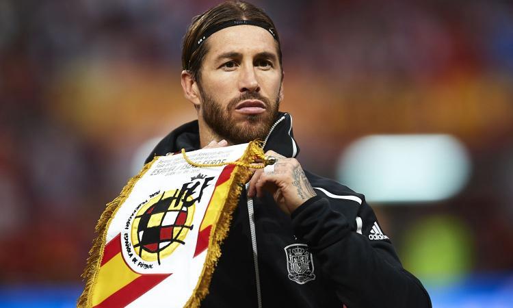 Sergio Ramos: 'Cristiano il compagno più forte? Non dimenticate il Fenomeno... Pogba? Porte aperte'
