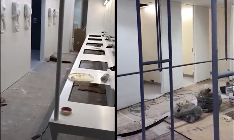 Napoli, dal VIDEO-disastro alle belle FOTO: migliorano le condizioni degli spogliatoi al San Paolo