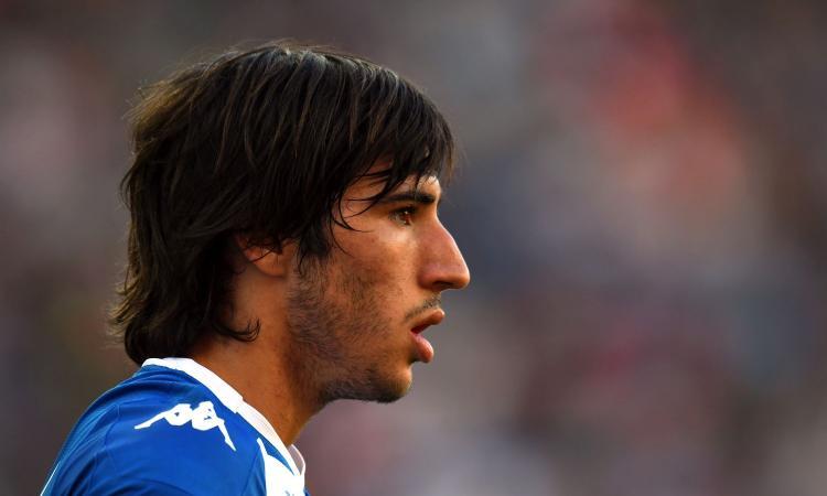 Tutti pazzi per Tonali: dalla Juve al Manchester City, c'è anche il Napoli