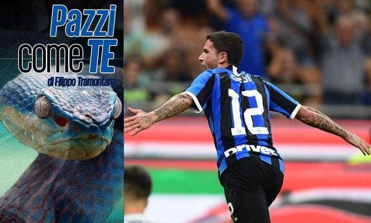 Gol alla Van Basten, il paragone con Iniesta: Sensi ha preso per mano l'Inter