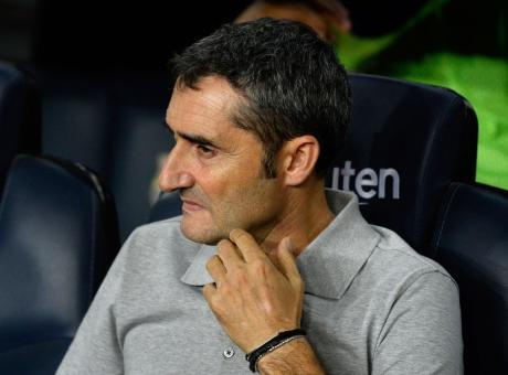 Barcellona, Valverde: 'Che sofferenza a Dortmund' VIDEO