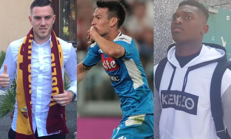 La pagella: Napoli, un monte ingaggi da 8. La Roma spende troppo, è da 4. E il Milan...