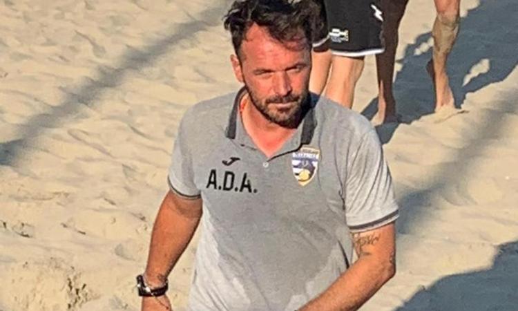 Promozione, Sabaudia: il nuovo allenatore arriva dal Beach Soccer