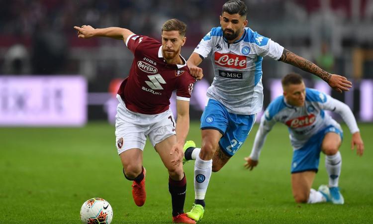 Torino-Napoli: trattativa per un difensore
