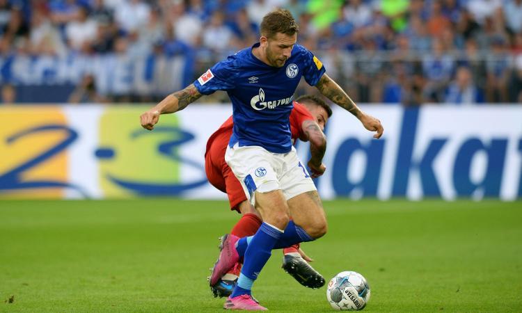 Bundesliga: il 'Gladbach cade al 91', lo Schalke batte l'Eintracht