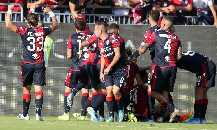 Da Riva ad Allegri passando per Francescoli: Cagliari all'altezza della propria storia