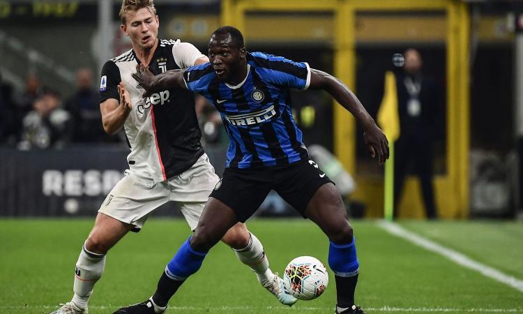 Juvemania: ha vinto la più forte, per fortuna Lukaku è finito all'Inter